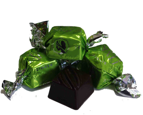 Ginger Gel - Dark Chocolate [100g] Australian Chocolate - All Sweets and Treats