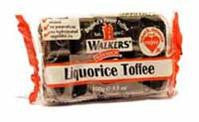 Andypack Tray Toffee - Liquorice UK Sweets - All Sweets and Treats