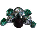 Peppermint Pleasure - Dark Chocolate [100g] - All Sweets and Treats
