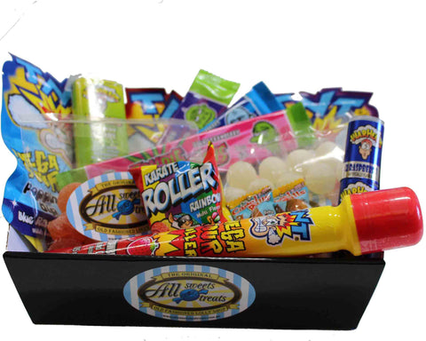 Gift Box - Sour Sorts - All Sweets and Treats