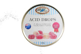 Travel Tins - Acid Drops [170g tin] - All Sweets and Treats