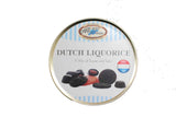Travel Tins - Dutch Liquorice [150g tin] - All Sweets and Treats