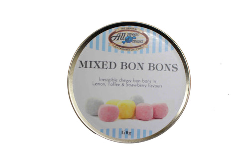 Travel Tins - Mixed Bon Bons [170g tin]