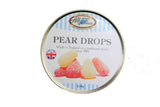 Travel Tins - Pear Drops [170g tin] - All Sweets and Treats