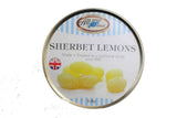 Travel Tins - Sherbert Lemons [170g tin] - All Sweets and Treats