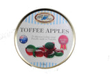 Travel Tins - Toffee Apples [170g tin] - All Sweets and Treats
