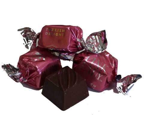 Turkish Delight - Milk Chocolate [100g]