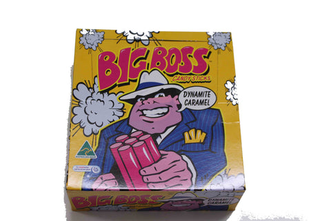 Big Boss Cigars [box] Australian Lolly - All Sweets and Treats