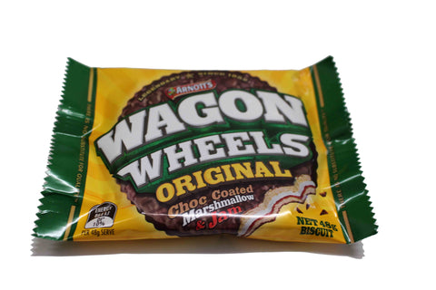 Wagon Wheel - All Sweets and Treats