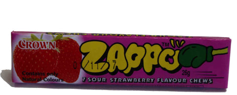 Zappo - Strawberry - All Sweets and Treats