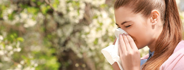 Living Healthy Highlight - Allergy Season Is Almost Here