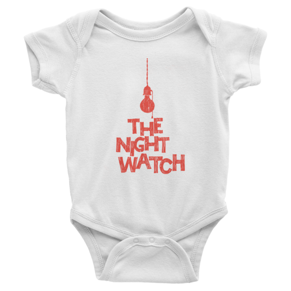 The Nightwatch Baby Onesie