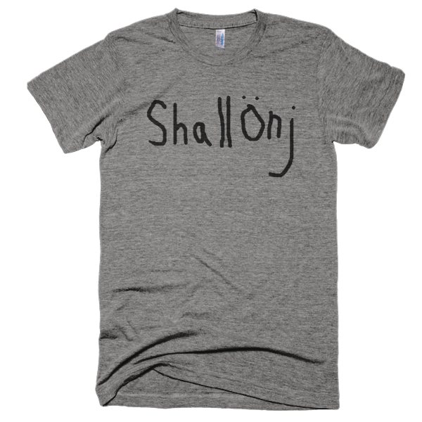 Shallonj The Grey