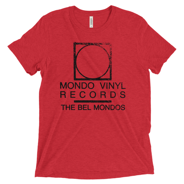 Mondo Vinyl Records Vintage T-Shirt