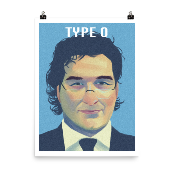Type O Poster