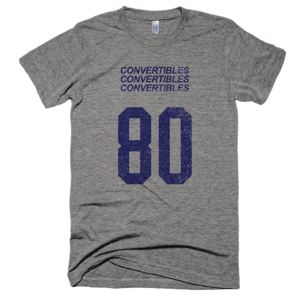 Convertibles Workout T-Shirt