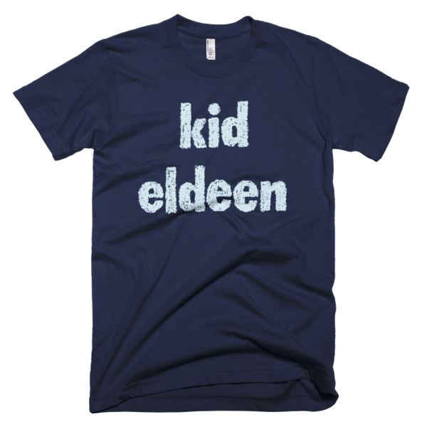 Kid Eldeen T-Shirt Light Logo