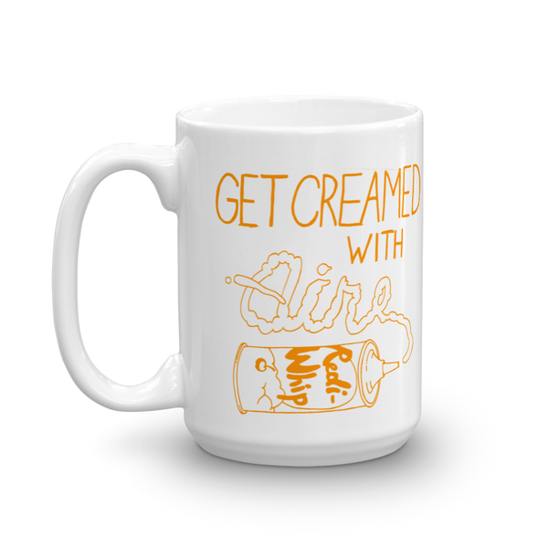 Get Creamed With Aire Mug