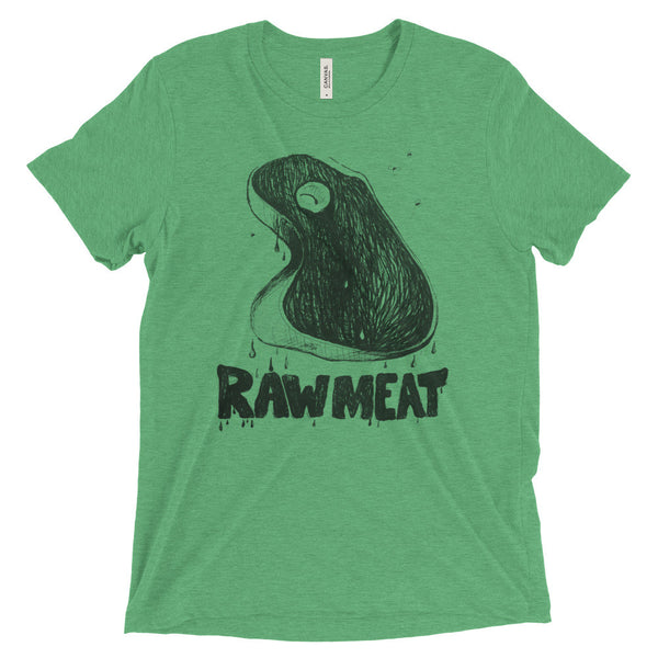 It's Raw Meat! Short Sleeve T-Shirt