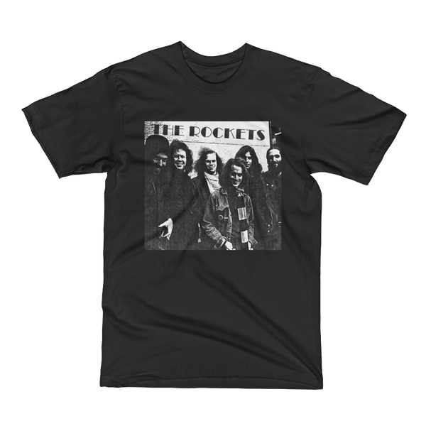 Rockets Album T-Shirt