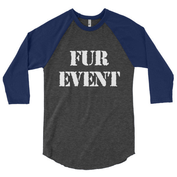 Fur Event Raglan Shirt