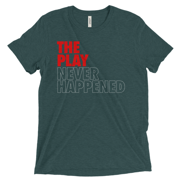The Play Never Happened 1982