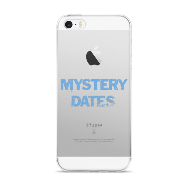 Mystery Dates Burner Case