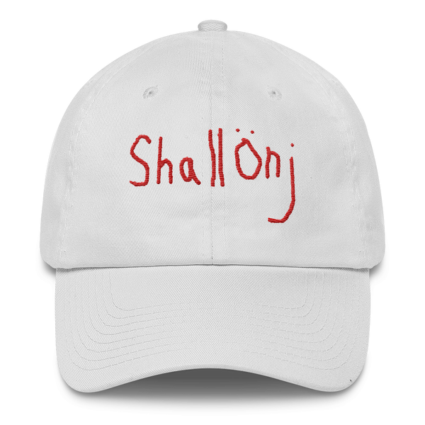 Shallonj Dad hat