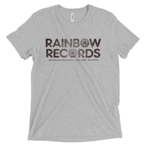 Rainbow Records Vintage T-Shirt 1989