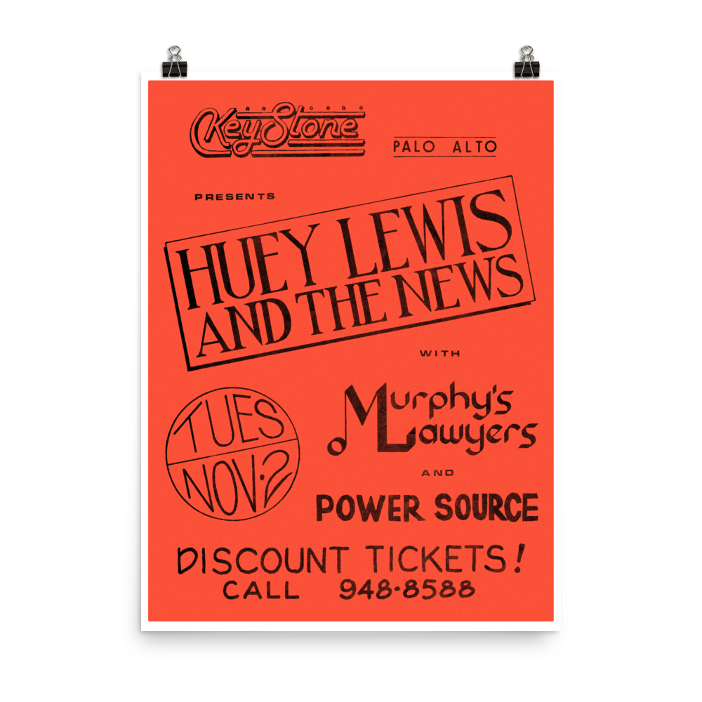 Discount Tickets Murphy's Lawyer's Poster