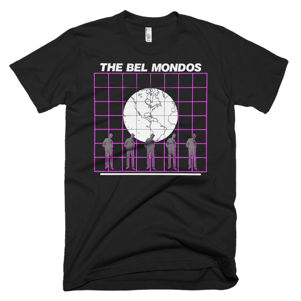 Bel Mondos Short Sleeve Men's T-Shirt