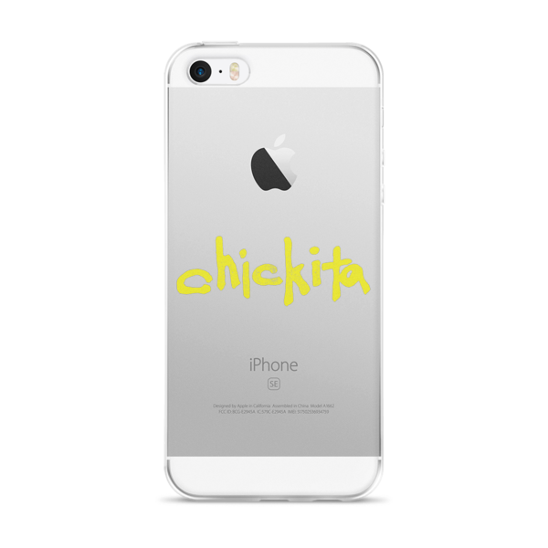 Chickita iPhone Case