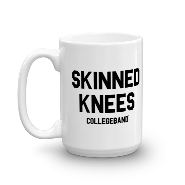 Skinned Knees Mug