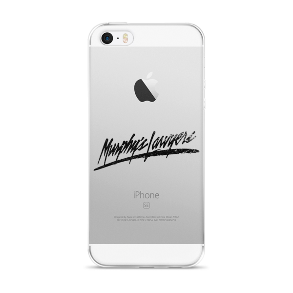 Murphy's Lawyers iPhone Case