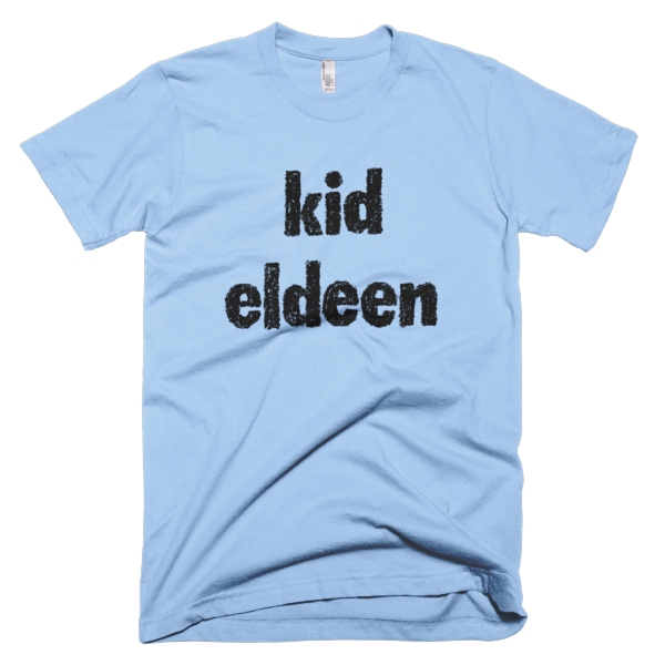 Kid Eldeen T-Shirt White