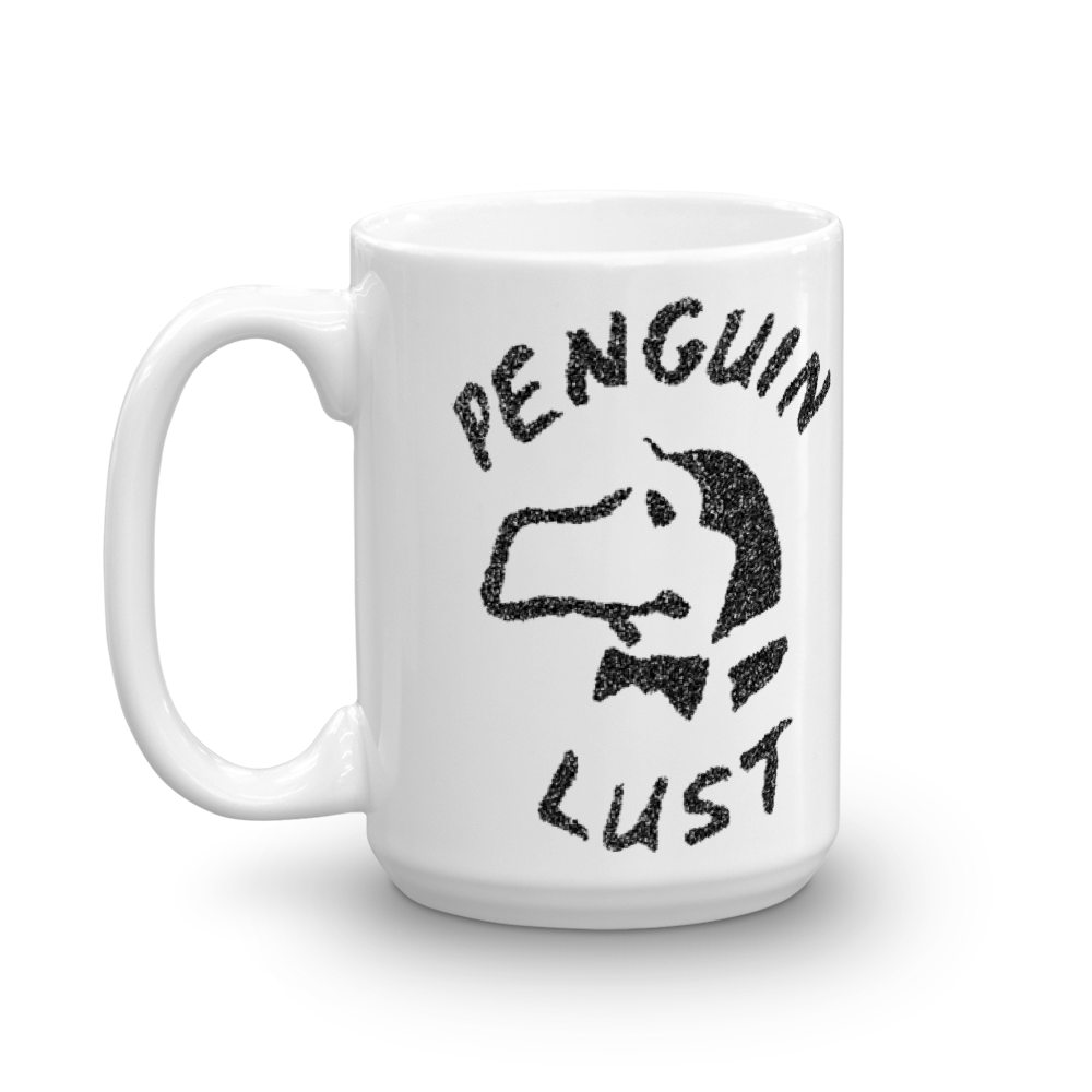 Penguin Lust Frosty Mug