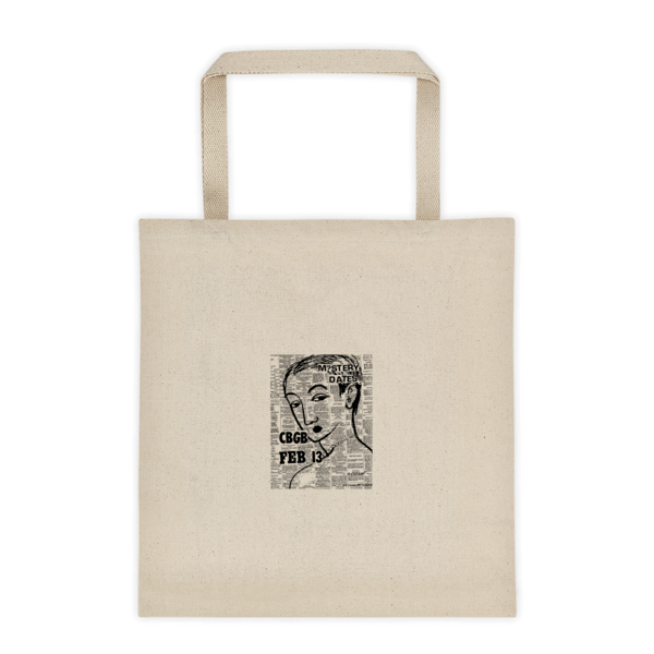 Mystery Concert Tote