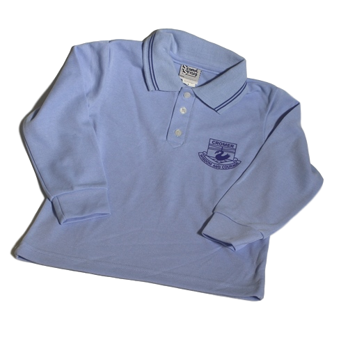 Polo Shirt Long Sleeve