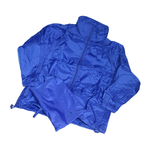 Waterproof Jacket - Royal Blue