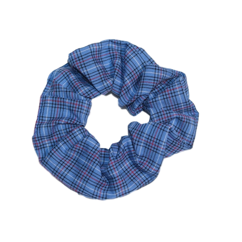 Check Scrunchie (1 Pk)
