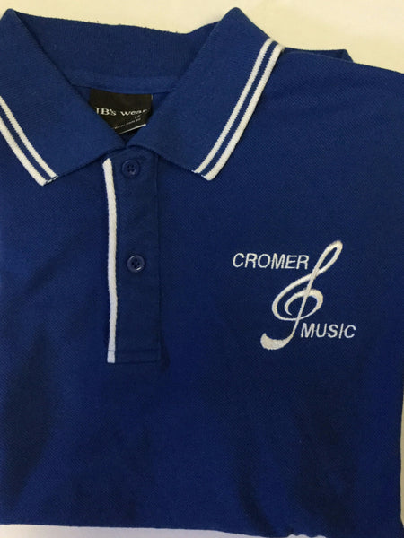 MUSIC POLO TOP