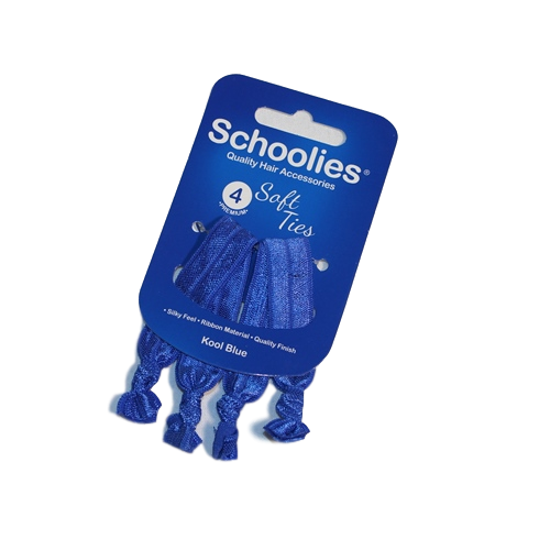 Craybands Small Schoolies Soft Ties (4 Pk)