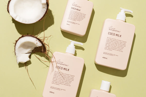 We Are Feel Good | Coco Milk Coconut Moisturiser (200ml)