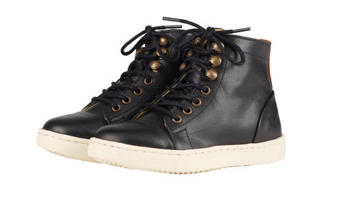 Young Soles | Henry Sneaker Boot - Black