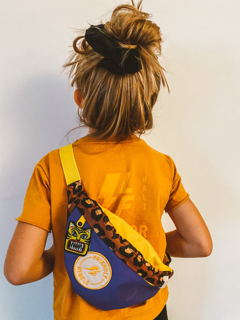 Little Fella Rebels | Bum Bags