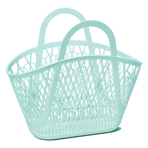Sun Jellies | Betty Basket - Mint