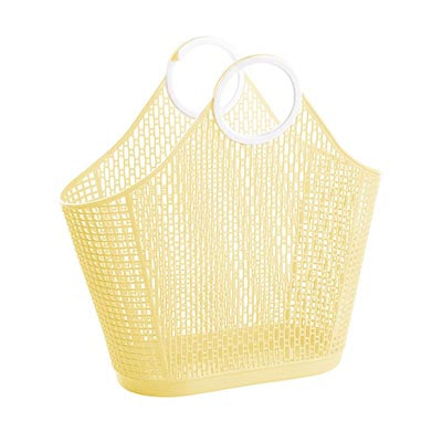 Sun Jellies | Large Fiesta Shopper - Yellow
