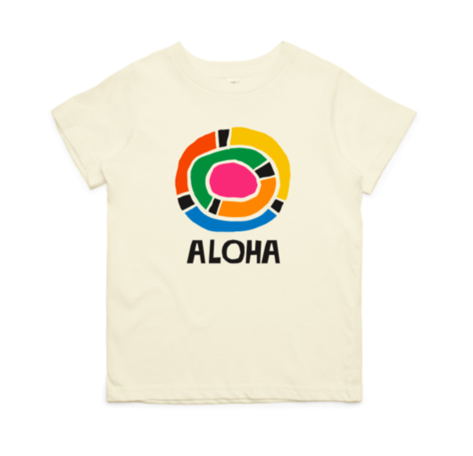 The Vista | Hawaii tee 'aloha' - Ladies