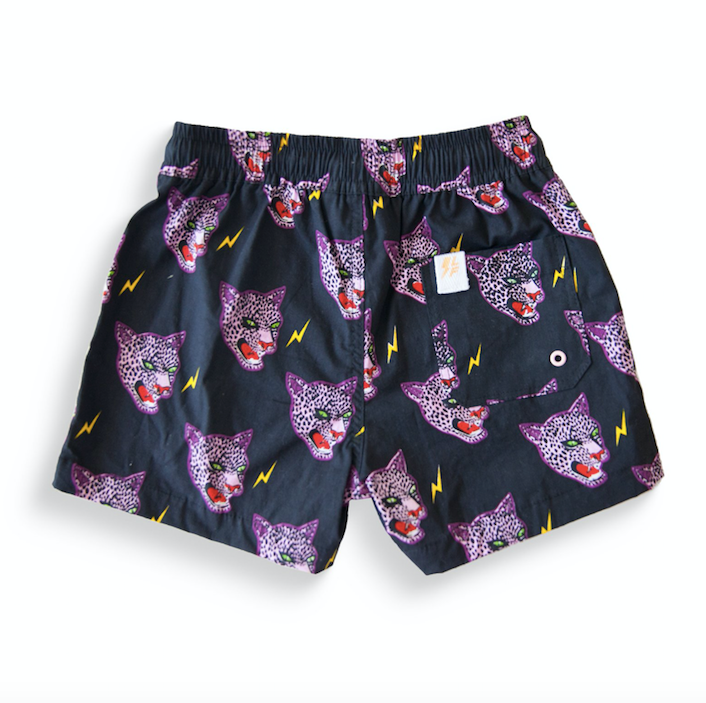 Little Fella Rebels | Macan Tutul Playshort