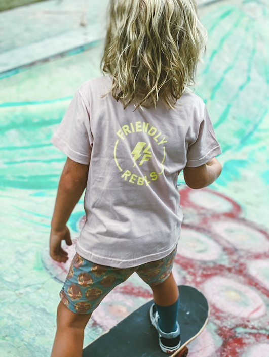 Little Fella Rebels | #Don'tforgetoplay T-shirt